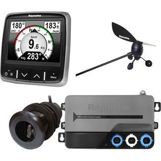 Raymarine i70s System Pack Depth/Speed/Wind + Display