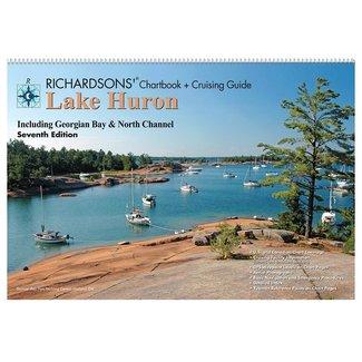 Richardson Marine Lake Huron/Georgian Bay 7th Edition (2013)