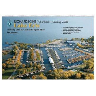 Richardson Marine Lake Erie Chartbook    7th Edition (2015)