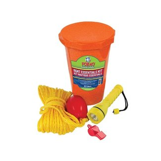 Brewers Marine Supply Safety Kit with Heaving Line