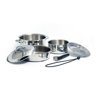 Kuuma Kuuma Nesting Cookware 7pc.