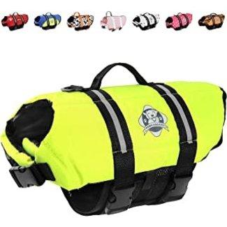 Paws Dog Vest Yellow Large
