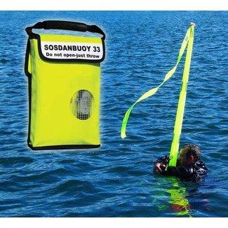 Rekord Danbuoy SOS MOB Marker