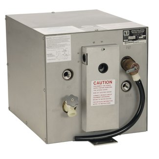 Seaward Water Heater 6G Rear Galv.