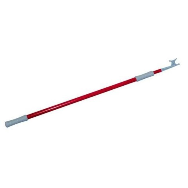 Victory Boat Hook Red Telescoping