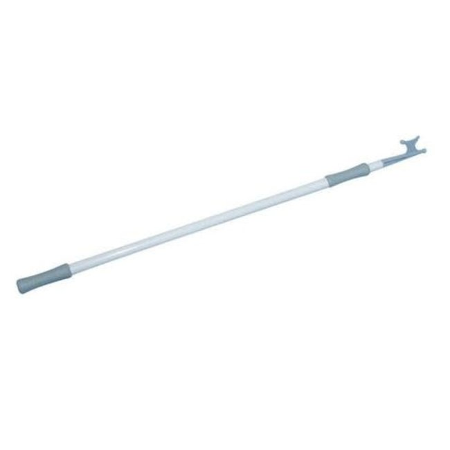 Rekord Boat Hook White Telescoping