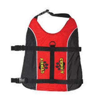 Kwik Tek Dog Vest Large / XLarge Red