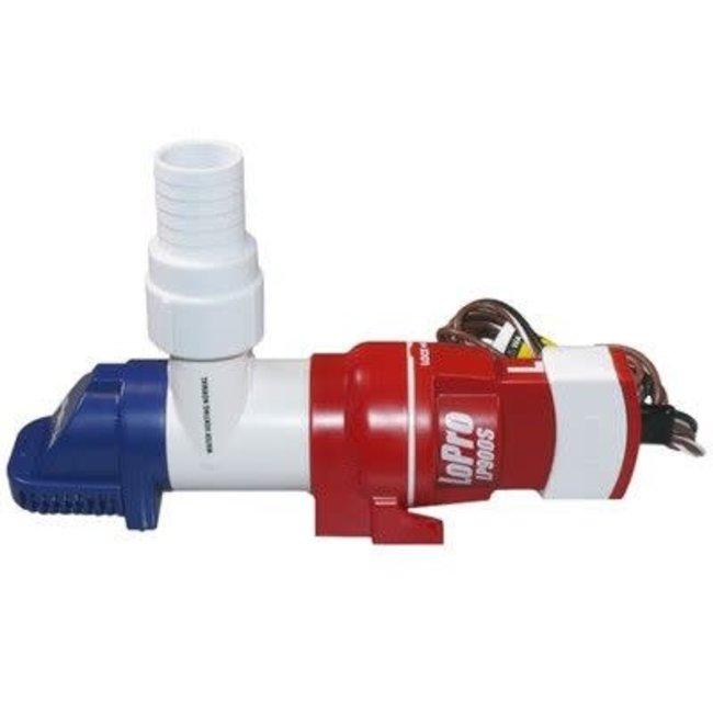 Rule Bilge Pump Auto LoPro 900 GPH