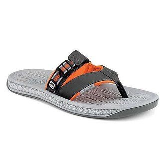 Sperry Sea Kite Ultra Thong Grey/Orange (In Stock Only)