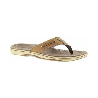 Sperry Baitfish Thong Tan Sonora (In Stock Only)
