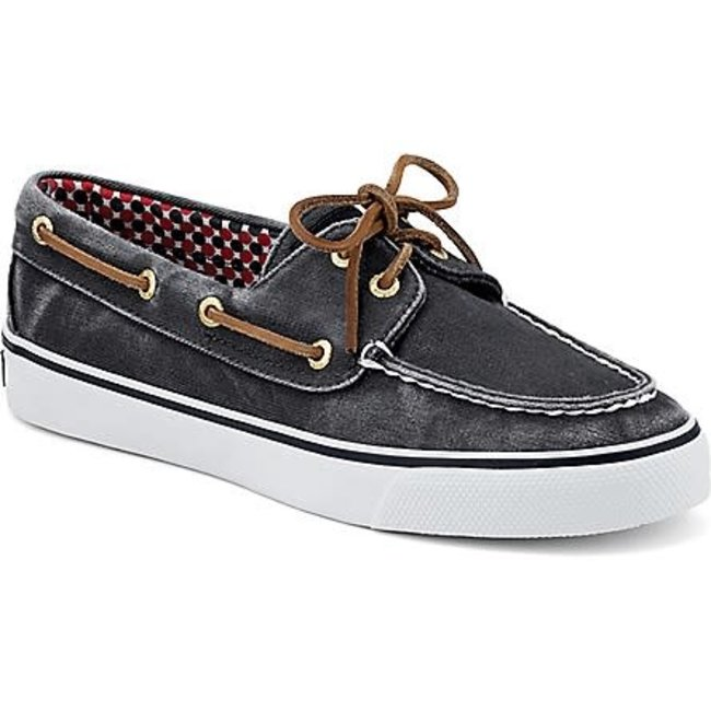 Sperry Bahama 2 Eye Canvas Navy (In Stock Only)