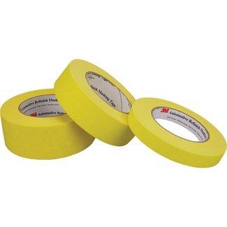 "3M Tape 1 1/2"" Masking Yellow"