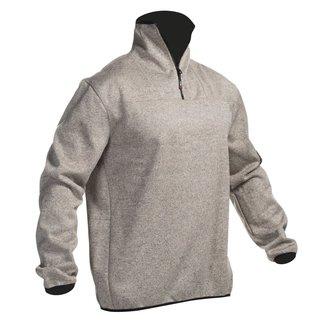 Gul Performance Code Zero 1/4 Zip Sweater Sand
