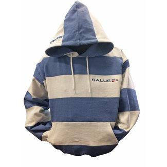 """Salus Salus Hoodie 4"""" Stripe"""