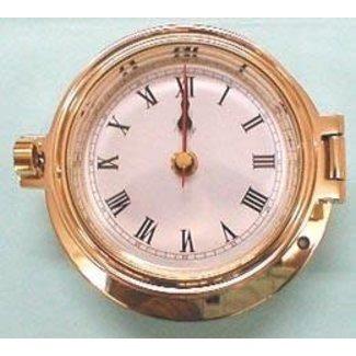 Rekord Clock Porthole Case Cast