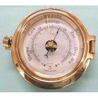 Rekord Barometer Porthole Case