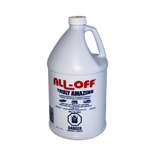 All-Off All Off Truly Amazing Cleaner Gallon