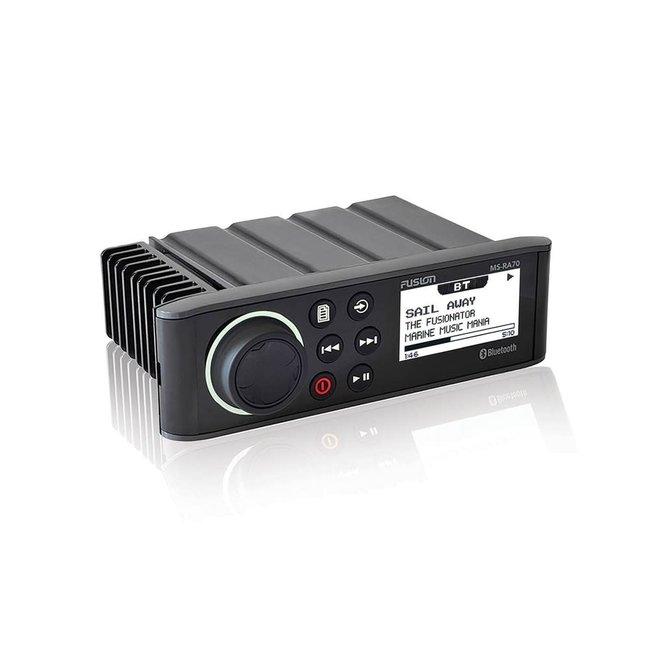 Fusion AMFM/Bluetooth/USB/Sat
