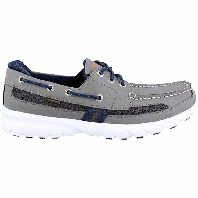 Sperry Boat Lite 3 Eye Grey/Blue (In Stock Only)