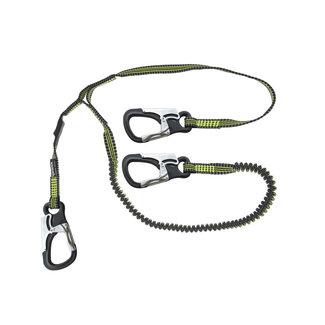 Spinlock 3 Clip Safety Line Elastic