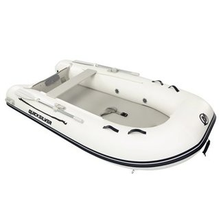 Quicksilver Inflatables Inflatable 320 Airdeck & Keel