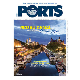 Ports Rideau Canal 2021