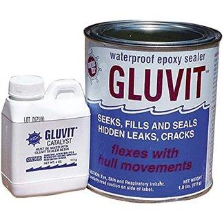 Payne's Marine Gluvit 1 Qt c/w Catalyst