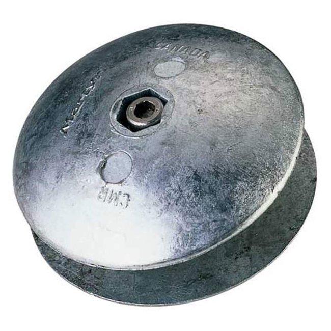 "Canada Metal Anode Rudder 5"""