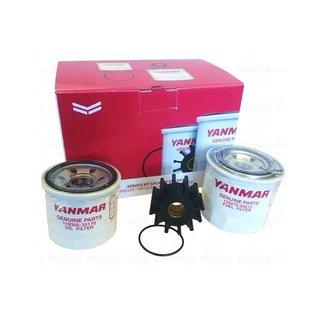 Yanmar Maintenance Kit 3JH3E/4JH4E
