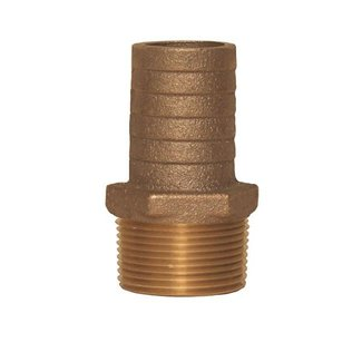 """Buck Algonquin Pipe 1 1/2"""" To 1 1/2"""" Hose"""