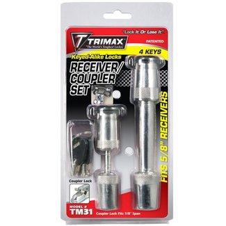 Trimax Receiver/Coupler Set