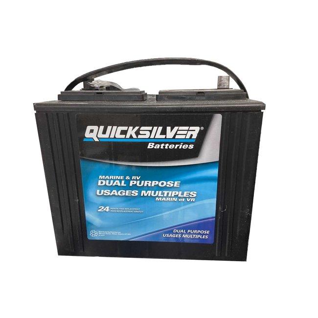 Quicksilver Battery Dual Purpose 24 140 Rc 685 MCA