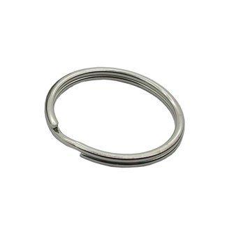 """Schaefer Split Ring 3/8"""" 6 pk"""