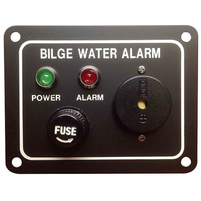 AAA Bilge Switch w/Alarm