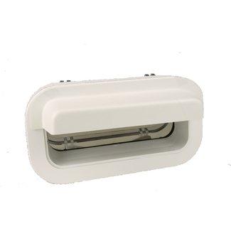 Beckson External Rain Shield 5 x 12
