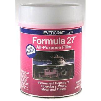 Evercoat Formula 27 Filler Quart
