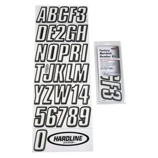 Hardline Series 800 Clear