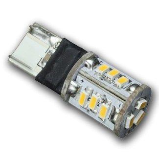 Lunasea T10 Wedge Bulb Warm White 12v