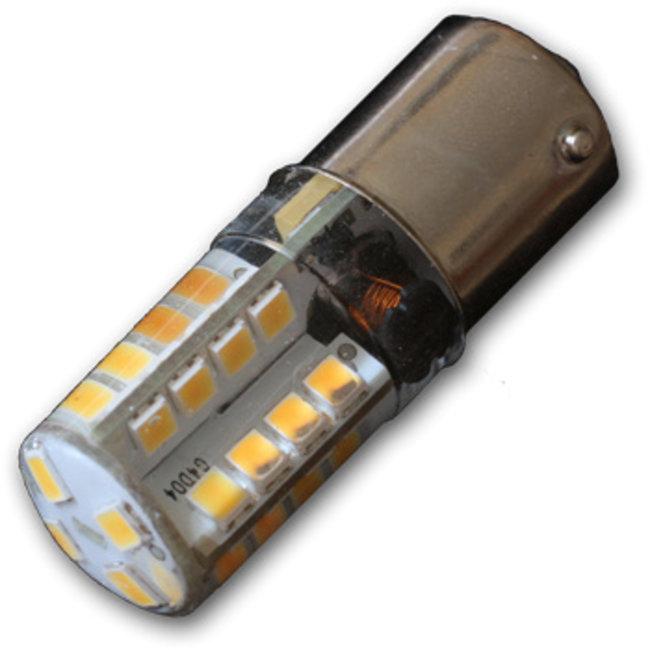 Lunasea BA15S 10-30V Encapsulated w/LED Bulb
