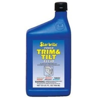 Starbrite Power Trim & Tilt Fluid 32oz