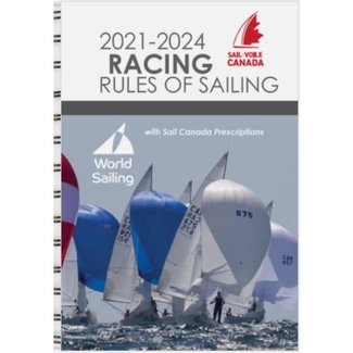 2021-2024 Racing Rules of Sailing