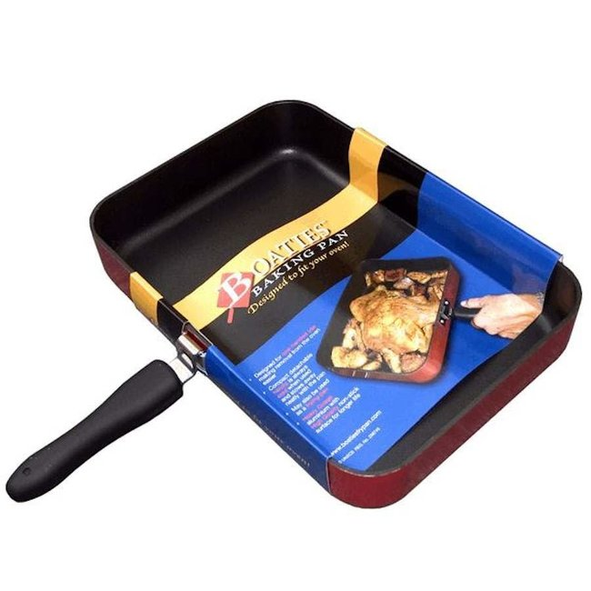 Cookware Baking Pan Alum.Rectangular