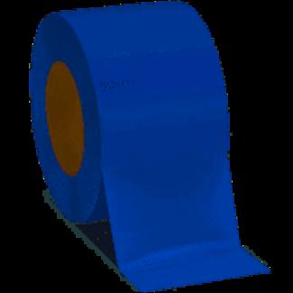 """Incom Shrink Tape Blue 4"""" x 180'"""