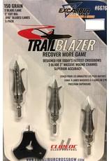 Excalibur Crossbows EXCALIBUR TRAILBLAZER 150GR EXPANDING BROADHEAD