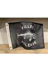 """FILLET & RELEASE FLAG 12""""X18"""""""