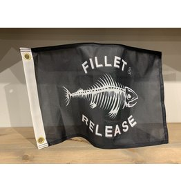 FLAGS UNLIMITED FILLET & RELEASE FLAG