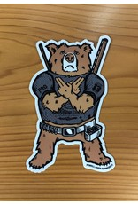 PRO GRANITE PIT BEAR DECAL