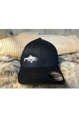 FILLET & RELEASE FILLET & RELEASE YOUTH FLEX FIT CAP (BLACK)