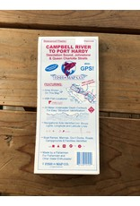 FISH-N-MAP COMPANY, INC. FISH-N-MAP FOR CAMPBELL RIVER TO PORT HARDY
