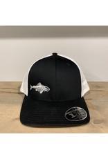 FILLET & RELEASE FILLET & RELEASE SNAPBACK CAP Black/White